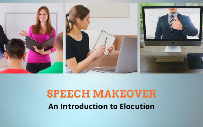 Speech Makeover: An Introduction to Elocution