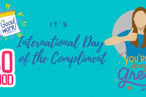International Day of the Compliment 24 Jan 2020